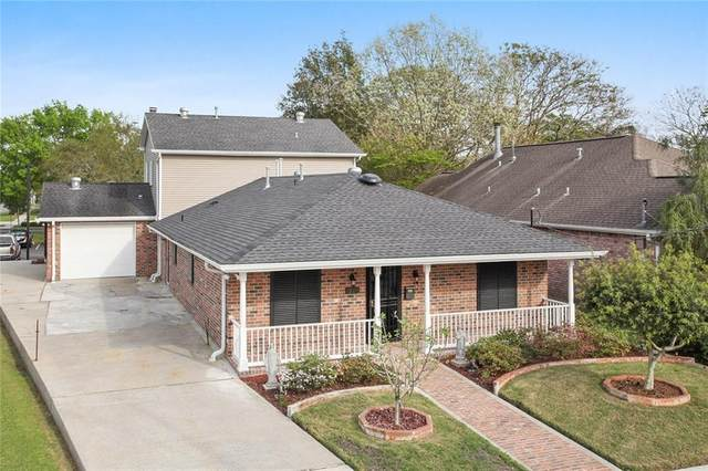 1229 W William David Parkway, Metairie, LA 70005 (MLS #2256578) :: Amanda Miller Realty