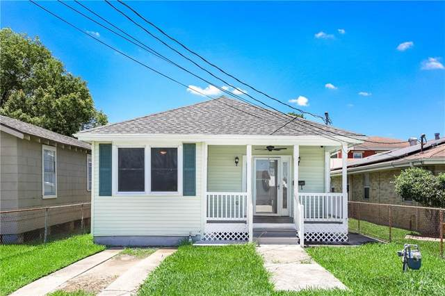 708 Avenue C Avenue, Westwego, LA 70094 (MLS #2256603) :: Top Agent Realty