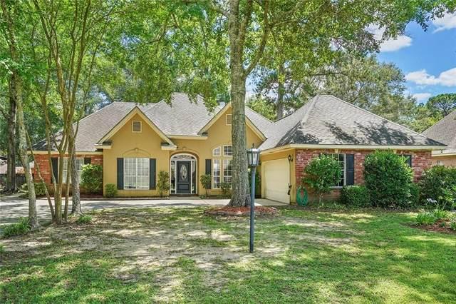 1283 Springwater Drive, Mandeville, LA 70471 (MLS #2256640) :: Turner Real Estate Group