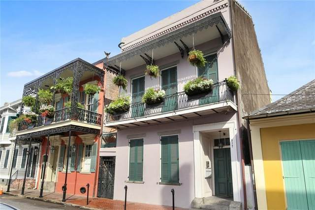 817 Burgundy Street C, New Orleans, LA 70116 (MLS #2256692) :: Crescent City Living LLC