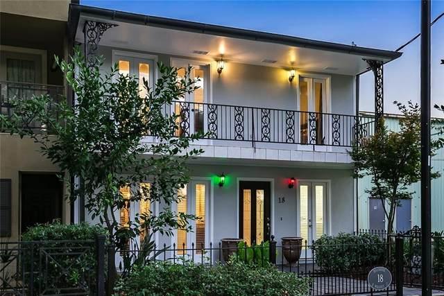 228 S Roadway Street #18, New Orleans, LA 70124 (MLS #2256838) :: Top Agent Realty