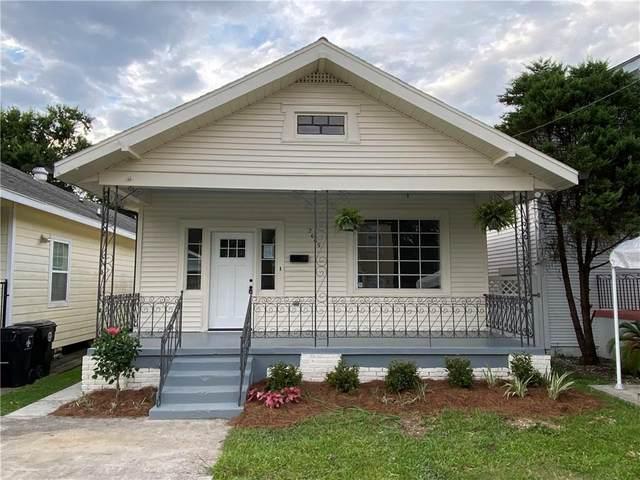 2665 Clover Street, New Orleans, LA 70122 (MLS #2257017) :: Watermark Realty LLC