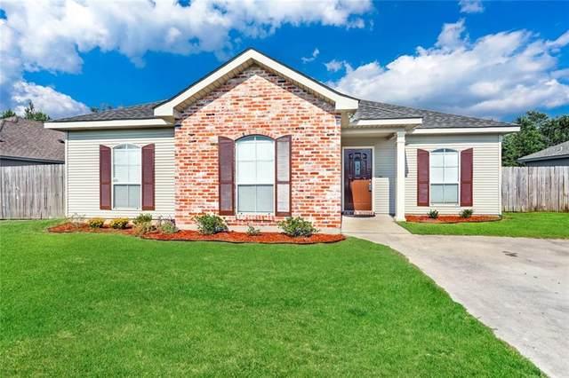 41601 Snowball Circle, Ponchatoula, LA 70454 (MLS #2257043) :: Crescent City Living LLC