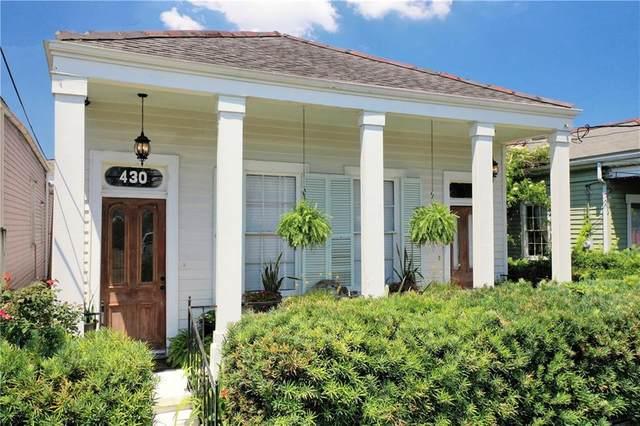 430 First Street, New Orleans, LA 70130 (MLS #2257088) :: Crescent City Living LLC