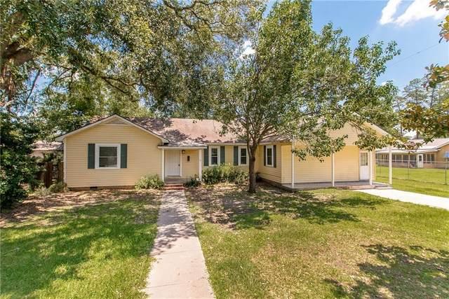 815 Texas Avenue, Bogalusa, LA 70427 (MLS #2257123) :: Turner Real Estate Group