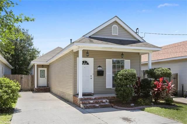 1414 Avenue A, Marrero, LA 70072 (MLS #2257225) :: The Sibley Group