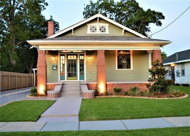1218 Monroe Street, Gretna, LA 70053 (MLS #2257484) :: Watermark Realty LLC