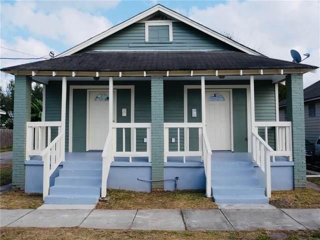 1017-1019 Gordon Street, New Orleans, LA 70117 (MLS #2257533) :: Crescent City Living LLC