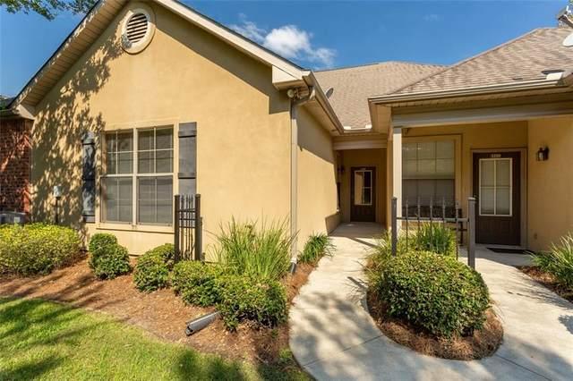 809 Summer Breeze Drive #1209, Baton Rouge, LA 70810 (MLS #2257630) :: Turner Real Estate Group