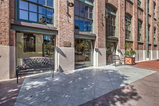 1107 S Peters Street #103, New Orleans, LA 70130 (MLS #2257669) :: Parkway Realty