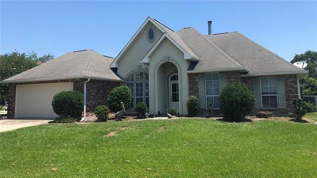 112 Cecile Court, Slidell, LA 70458 (MLS #2257722) :: Top Agent Realty