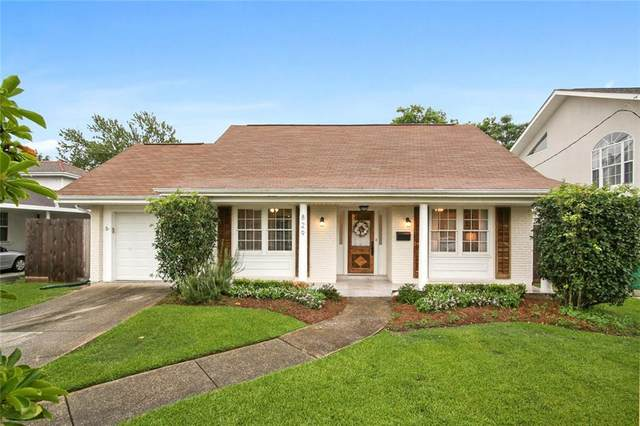 829 Smith Drive, Metairie, LA 70005 (MLS #2257809) :: Top Agent Realty
