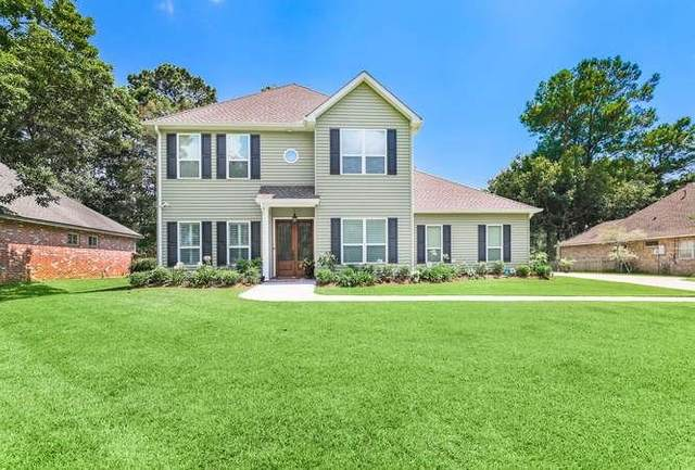 715 Winterberry Drive, Covington, LA 70433 (MLS #2257825) :: Robin Realty