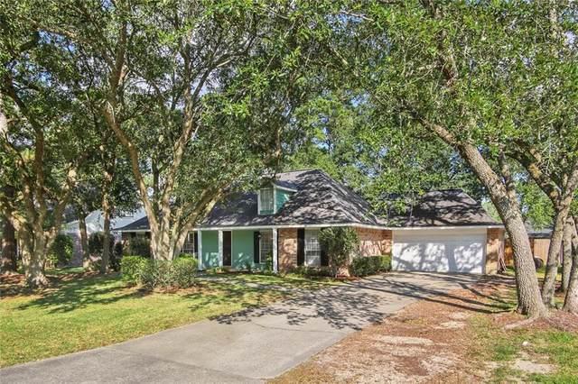 129 Thatcher Drive, Slidell, LA 70461 (MLS #2258130) :: Turner Real Estate Group