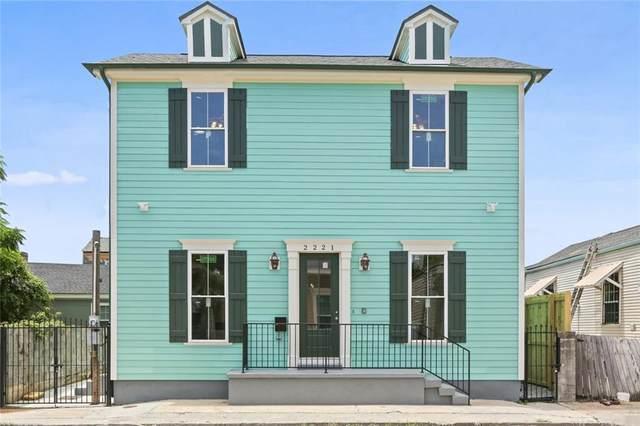 2221 S Robertson Street, New Orleans, LA 70113 (MLS #2258181) :: Crescent City Living LLC
