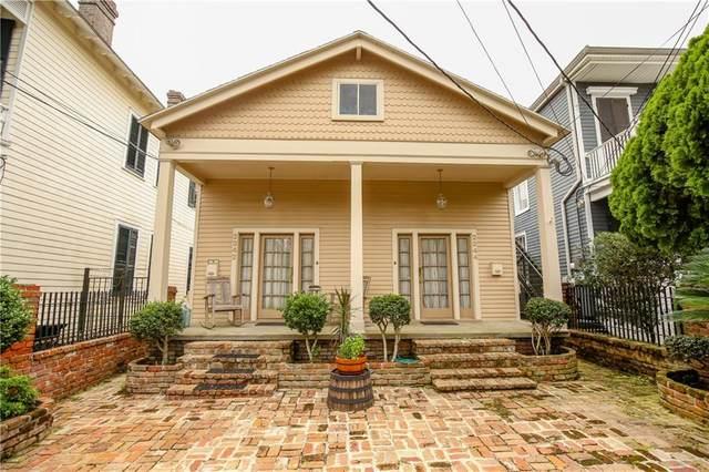 2344 Constance Street, New Orleans, LA 70130 (MLS #2258247) :: Crescent City Living LLC