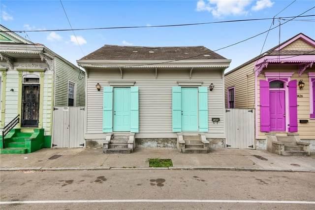 1422 St Bernard Avenue, New Orleans, LA 70116 (MLS #2258257) :: Crescent City Living LLC