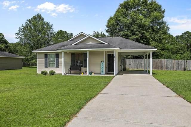 48321 Waltrip Lane, Tickfaw, LA 70466 (MLS #2258291) :: Turner Real Estate Group