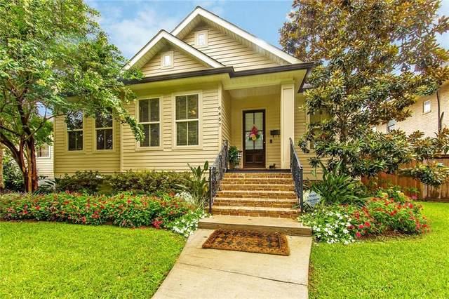 6457 General Diaz Street, New Orleans, LA 70124 (MLS #2258317) :: Top Agent Realty