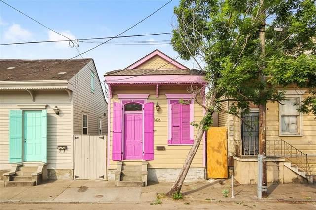 1426 St Bernard Avenue, New Orleans, LA 70116 (MLS #2258398) :: Crescent City Living LLC