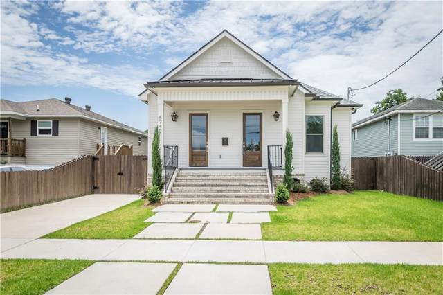 5742 Pasteur Boulevard, New Orleans, LA 70122 (MLS #2258418) :: Crescent City Living LLC