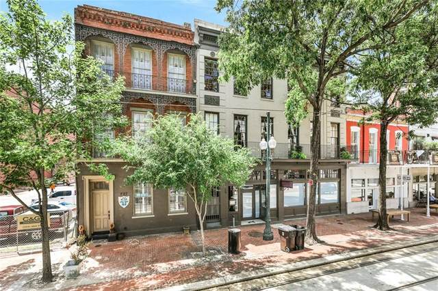 717 St. Charles Avenue, New Orleans, LA 70130 (MLS #2258425) :: The Sibley Group