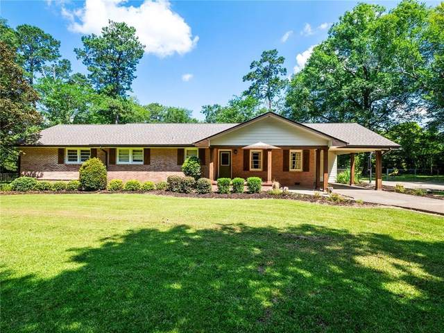 23532 Fairgrounds Road, Franklinton, LA 70438 (MLS #2258485) :: Robin Realty