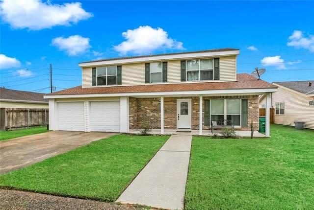 3860 Deerrun Lane, Harvey, LA 70058 (MLS #2258522) :: Top Agent Realty