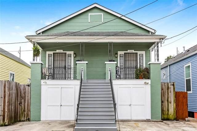 1122 N Johnson Street, New Orleans, LA 70116 (MLS #2258620) :: Crescent City Living LLC
