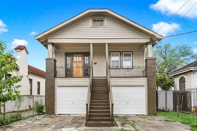 3512 Franklin Avenue, New Orleans, LA 70122 (MLS #2258630) :: Crescent City Living LLC