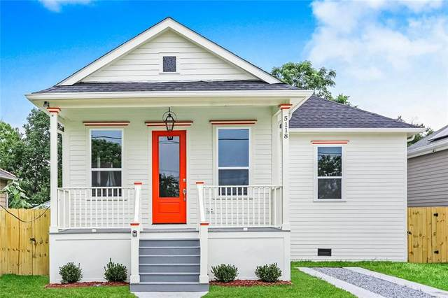5118 Lafaye Street, New Orleans, LA 70122 (MLS #2258638) :: Crescent City Living LLC