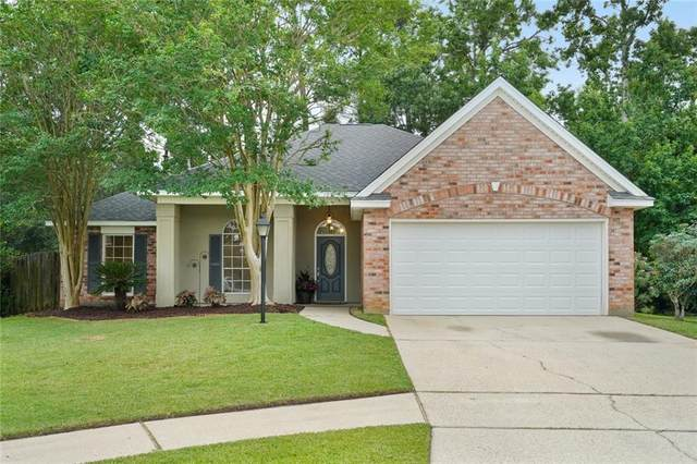 105 Olympic Court, Slidell, LA 70458 (MLS #2258657) :: Watermark Realty LLC