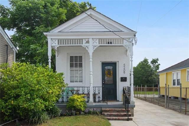 5209 Burgundy Street, New Orleans, LA 70117 (MLS #2258675) :: Crescent City Living LLC