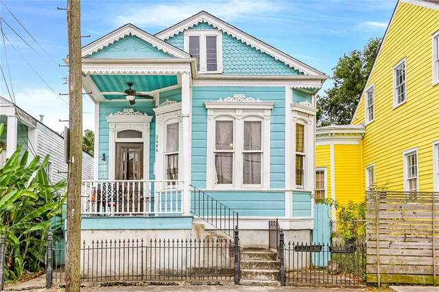 2646 Dumaine Street, New Orleans, LA 70119 (MLS #2258757) :: The Sibley Group