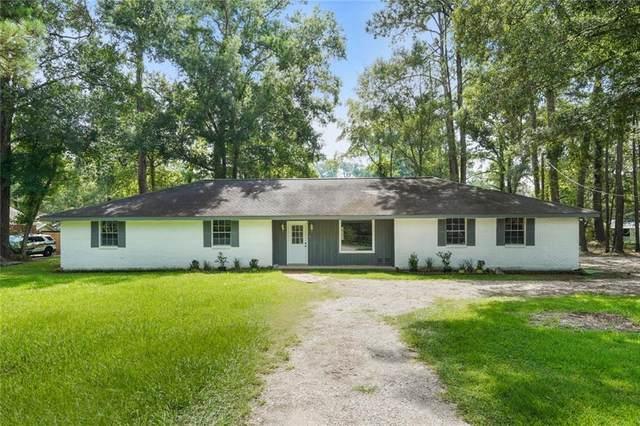 36 Oak Park Drive, Madisonville, LA 70447 (MLS #2258803) :: Turner Real Estate Group
