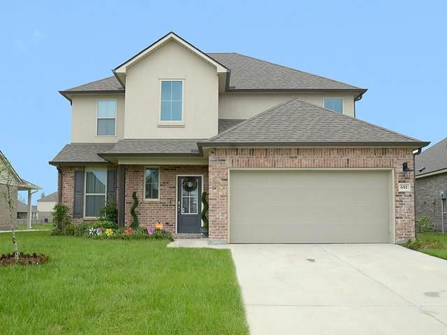 692 Lakeshore Village Drive, Slidell, LA 70461 (MLS #2258822) :: Turner Real Estate Group