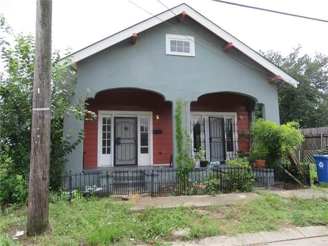 4914 N Rampart Street, New Orleans, LA 70117 (MLS #2258825) :: Crescent City Living LLC