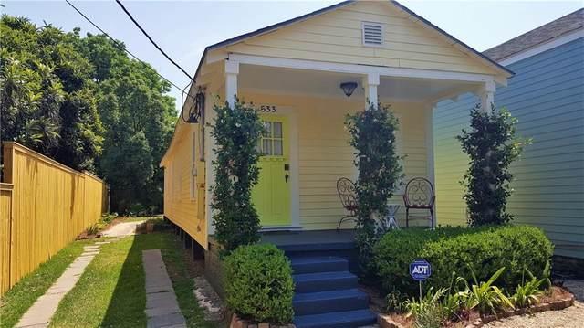 533 Second Street, New Orleans, LA 70130 (MLS #2258941) :: Crescent City Living LLC
