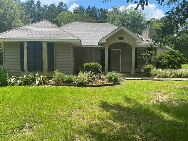 49075 Tin Can Alley, Tickfaw, LA 70466 (MLS #2259204) :: The Sibley Group