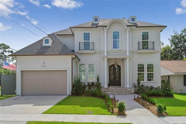 904 Houma Boulevard, Metairie, LA 70001 (MLS #2259240) :: Robin Realty