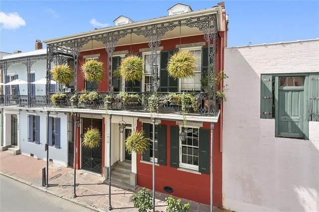1015 Burgundy Street #3, New Orleans, LA 70116 (MLS #2259262) :: Crescent City Living LLC