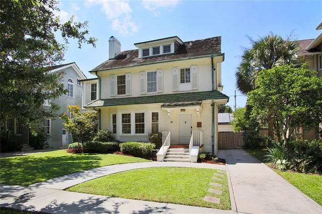 18 Newcomb Boulevard, New Orleans, LA 70118 (MLS #2259348) :: The Sibley Group