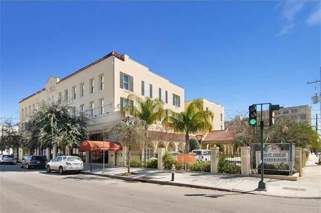 1224 St Charles Avenue #305, New Orleans, LA 70130 (MLS #2259366) :: Crescent City Living LLC