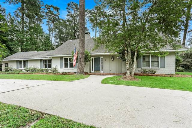 2 Mockingbird Road, Covington, LA 70433 (MLS #2259407) :: Watermark Realty LLC