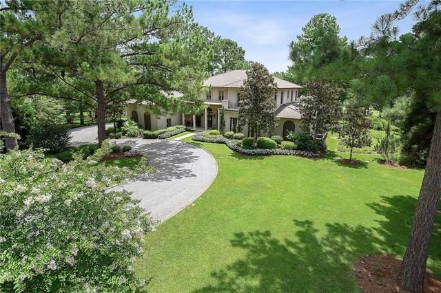 568 Northwoods Drive, Abita Springs, LA 70420 (MLS #2259422) :: Turner Real Estate Group
