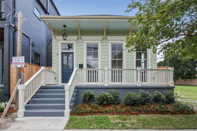 252 Belleville Street, New Orleans, LA 70114 (MLS #2259442) :: Top Agent Realty