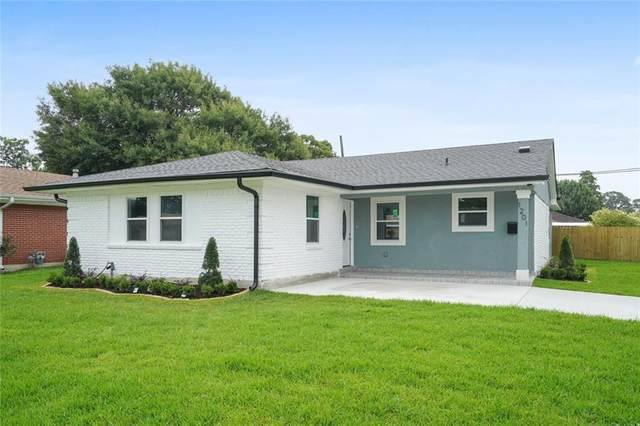 1201 Vegas Drive, Metairie, LA 70003 (MLS #2259464) :: Crescent City Living LLC