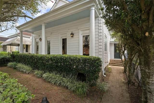 5951 Tchoupitoulas Street, New Orleans, LA 70115 (MLS #2259494) :: Crescent City Living LLC