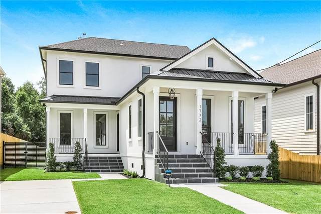 1772 Pratt Drive, New Orleans, LA 70122 (MLS #2259501) :: Crescent City Living LLC