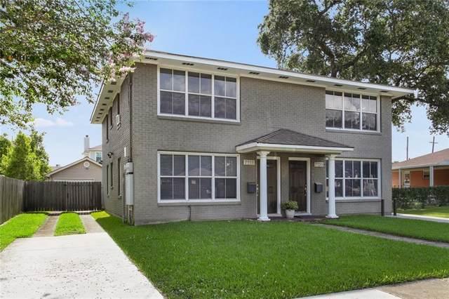 7118 Memphis Street, New Orleans, LA 70124 (MLS #2259506) :: Top Agent Realty